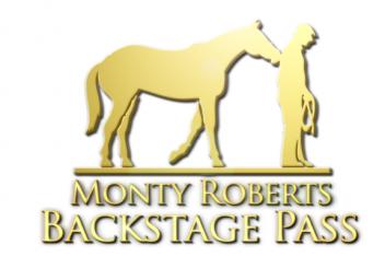 monty roberts banner