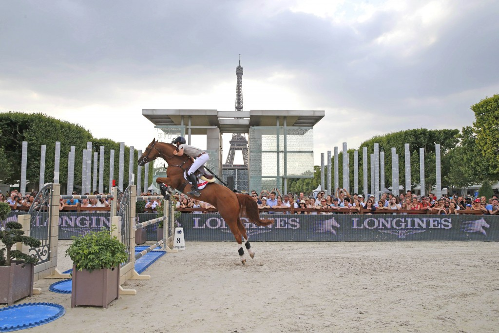 The Longines Carousel ph.Stefano Grasso/LGCTLGCT of PAris ph.Stefano Grasso/LGCTLGCT of PAris ph.Stefano Grasso/LGCT